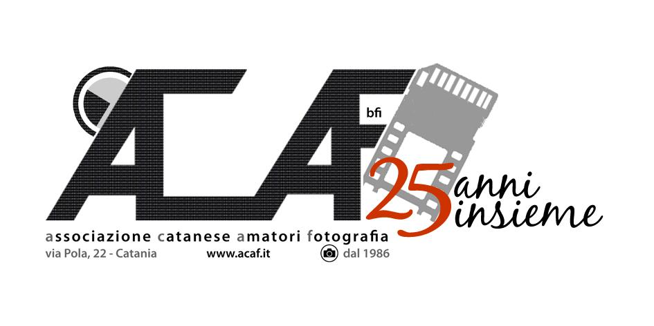 acaf logo25anni