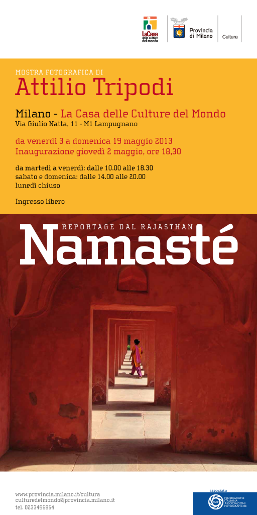 Namaste-Milano