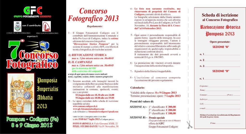 codigoro pomposa 2013