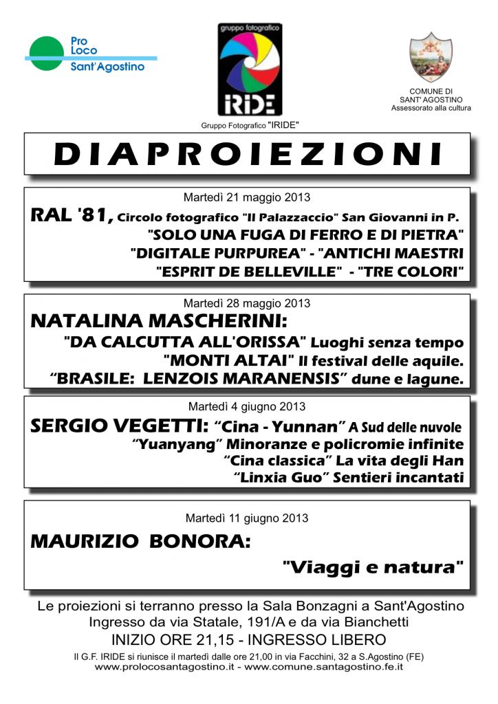 Diaproiezioni2013