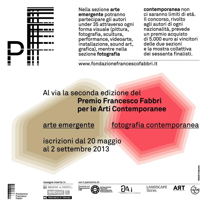 Cartolina digitale Premio Fabbri_seconda edizione_apertura bando