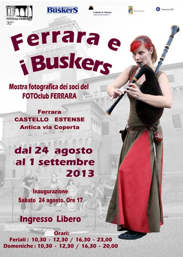 Fotoclub Ferrara_mostra buskers 2013