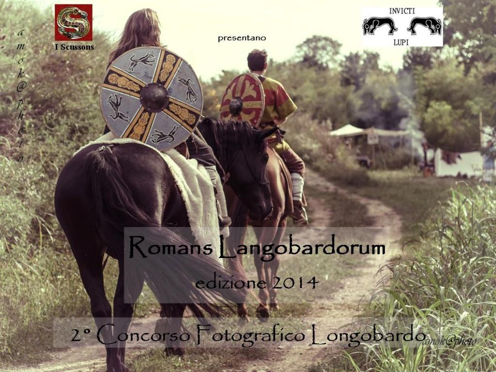 Concorso fotografico Romans Langobardorum 2014