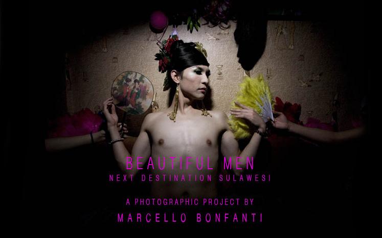 Marcello Bonfanti Beautiful Men project - 1 2