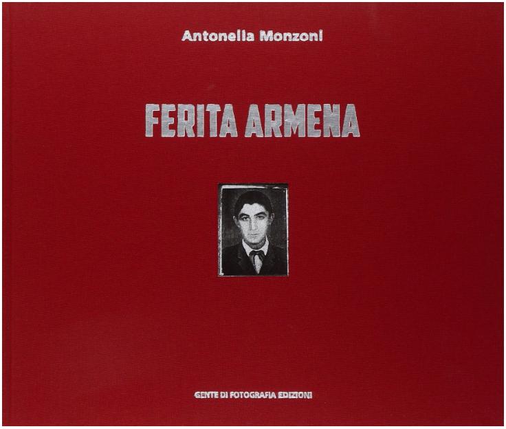 Monzoni - Ferita Armena - copertina