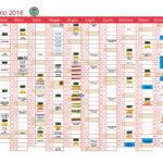 ATHESIS calendario 27 maggio