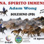 CINA, Spirito immenso / Adam WONG > Solesino