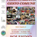 Volontariato: gesto comune > Solesino
