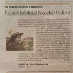 Serata autore: Franco Rubini