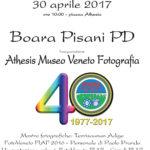 40 candeline il 30 aprile 2017