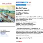 Carlo Campi a La Fattoria