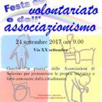 Festa del Volontariato Solesino 24.9.17