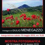 Giulio Menegazzo a Vò 19.5 - 16.6.18
