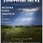 Maria Burgato a Cà Vendramin 9.6 - 10.7.18