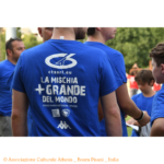 La mischia + grande del mondo / Rovigo 2 giugno 2018