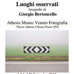 Giorgio Bertoncello _ Luoghi osservati