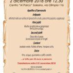 Pranzo Sociale 2018 - invito