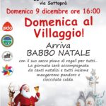 Domeniche al Villaggio 9/dic/18