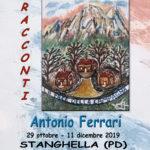 RACCONTI - mostra di pittura di Antonio Ferrari