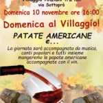 PATATE AMERICANE E … - domenica al villaggio, Solesino