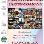 Volontariato: Gesto Comune > Stanghella