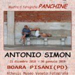 Panchine / Antonio Simon