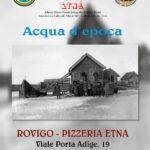 Acqua d'Epoca > Rovigo Etna