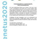 Venetus 2020 - Premiazione 14 giu 2020
